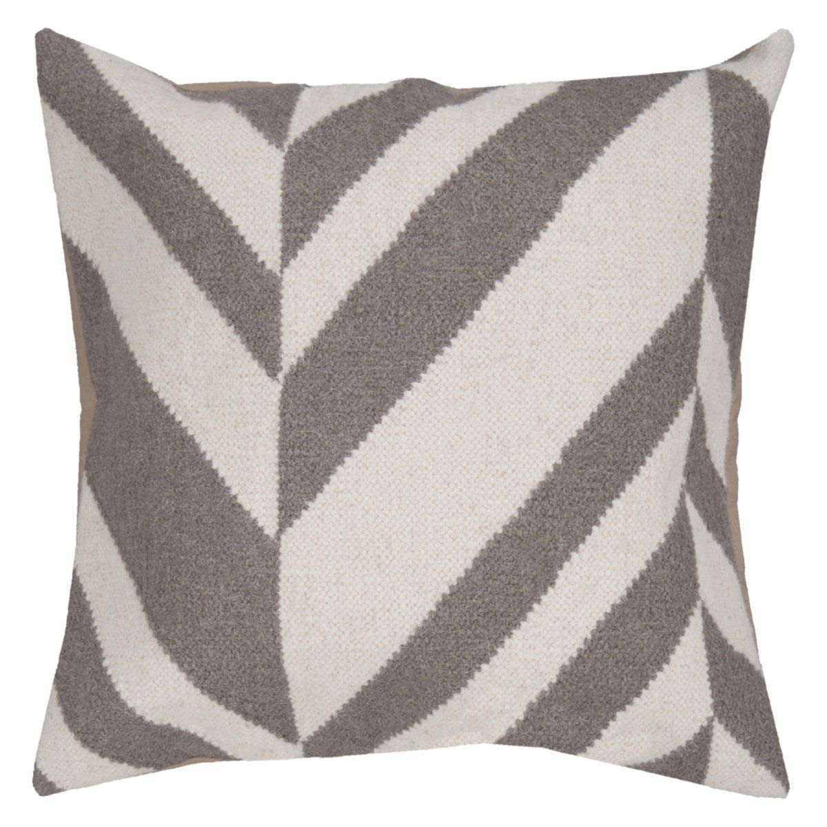 Surya Diagonal Decorative Pillow