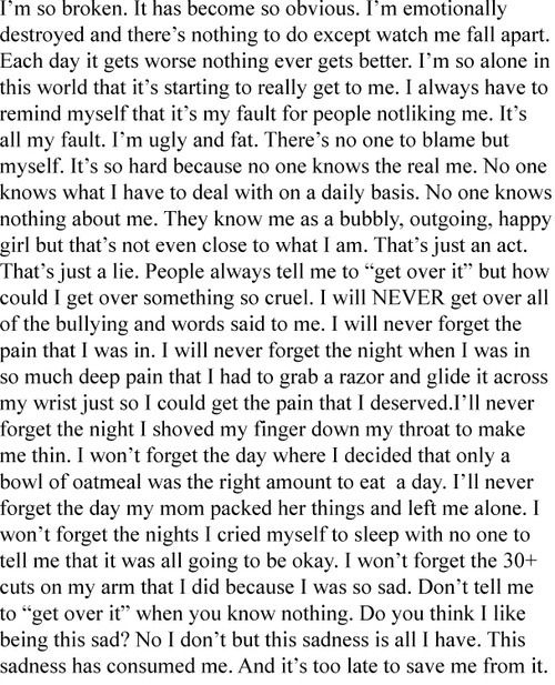 Self Harm Quotes Pleasing Self Harm Quotes  Self Harm Quotes  Tumblr  We Heart It  Me