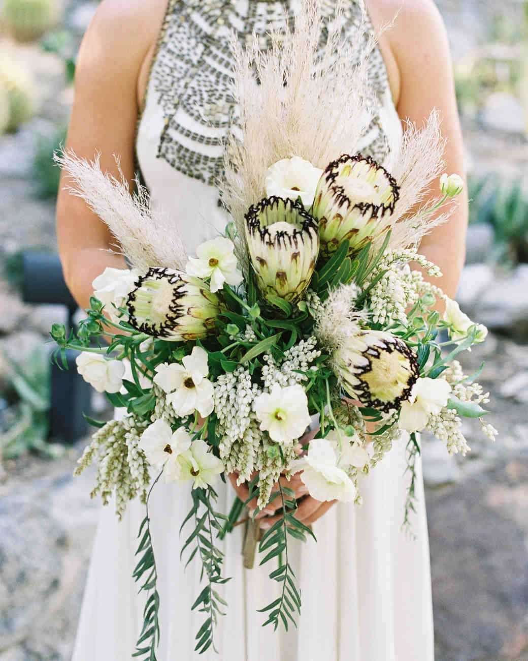 A Cool, Eclectic Wedding In The California Desert
