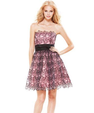 Betsey Johnson Prom Dresses | Best Dresses: Betsey Johnson Blush ...