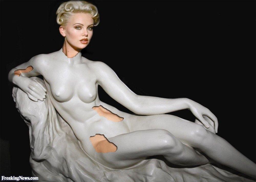 Charles Theron Bilder nackt