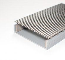 100arg30 Linear Drainage System Architectural Grates And Drains Drainage Solutions Drains Drainage