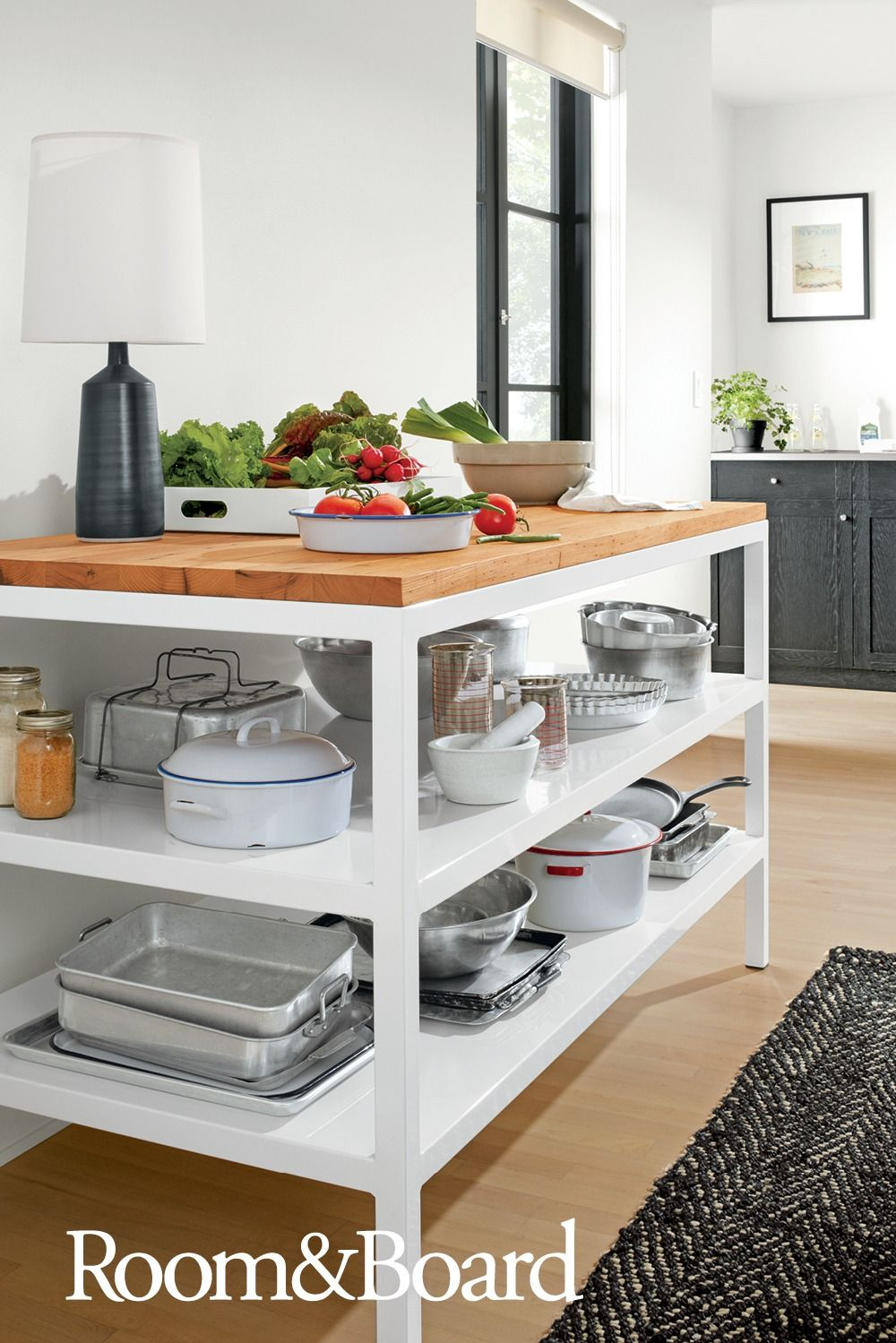 Pratt Counter Tables With Shelves Modern Kitchen Islands Modern Dining Room Kitchen Furniture Room Board Modern Kitchen Kitchen Dining Room Kitchen Furniture