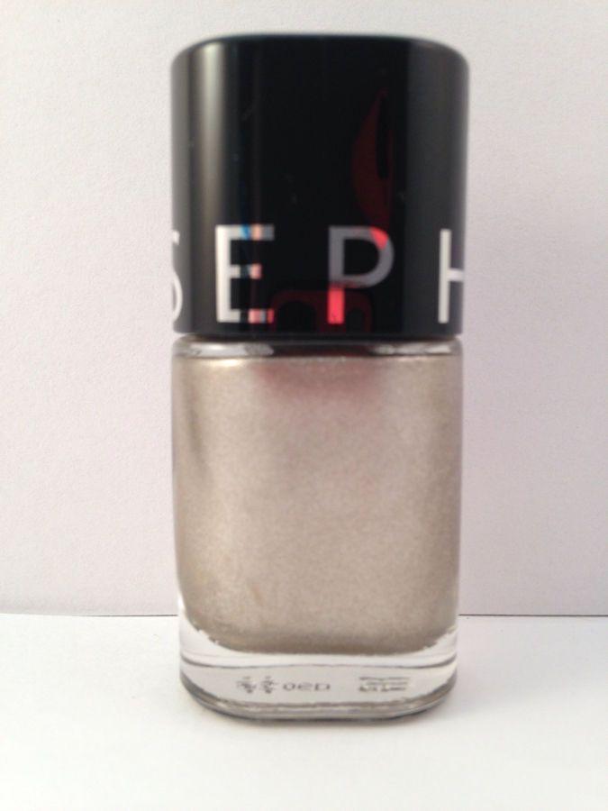 SEPHORA Color Hit Nail Polish 73 Bling Bling .16 oz Mini NEW ...