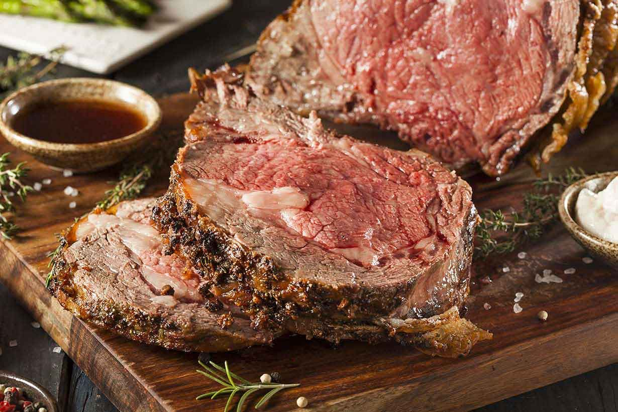11 Health Benefits Of Eating Beef Cooking Prime Rib Rib Recipes Perfect Roast Beef