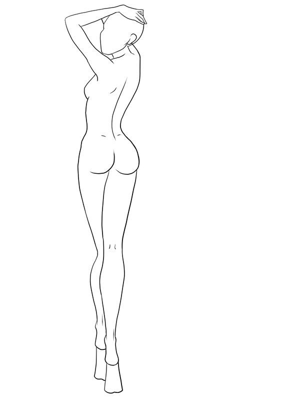 Pin by estefani on ap art project pinterest explore fashion model drawing and more pronofoot35fo Gallery