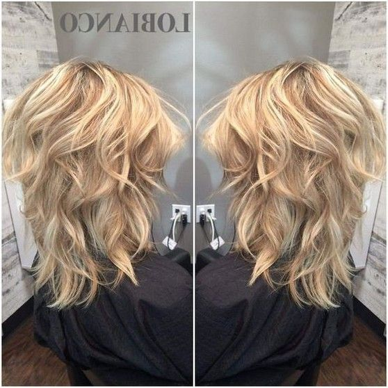 52 Fashion Summer Inspirational Layered Hairstyles Ideas For Medium Lenth Hair 2019 - Page 41 of 52 #shortlayeredhairstyles