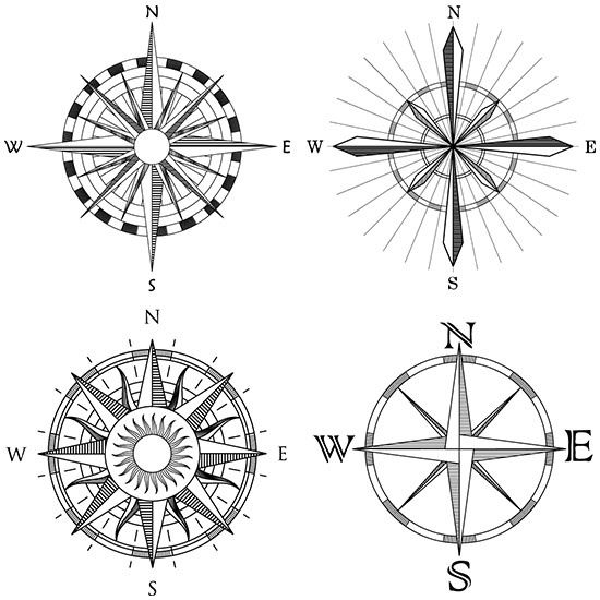 Enthralling Compass Tattoo Design Ideas And Their Meaning
