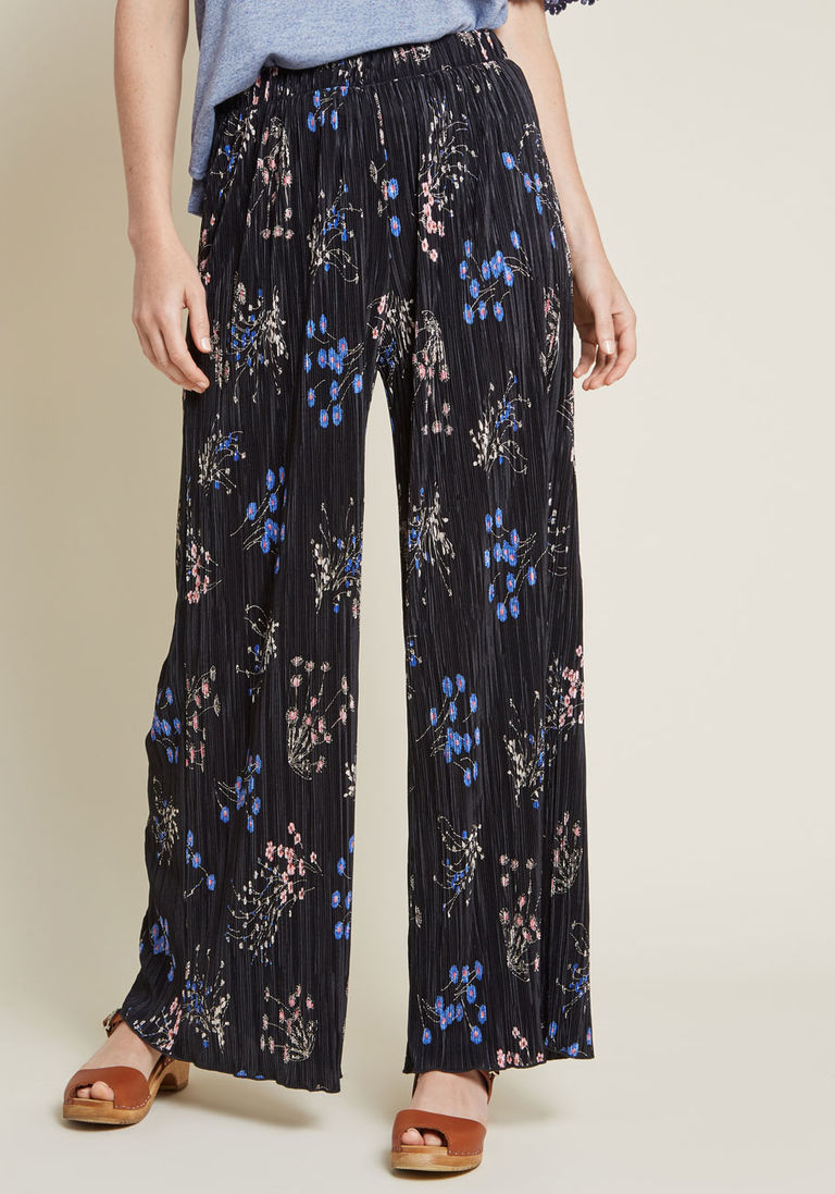 b3a3ffb049 Blissful Thinking Wide-Leg Pants in 1X | Products | Wide leg pants ...
