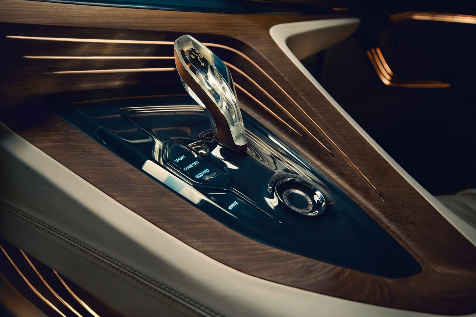 In a stunning new concept bmw has laid the groundwork for its next generation of luxury class vehicles the new bmw vision future luxury concept a name