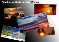 Glasbilder Badezimmer Motive | Стеклопостеры | Pinterest