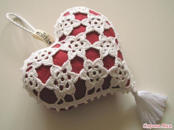 Cuori tessili Delightful, San Valentino dai maestri polacchi Jolinka.
