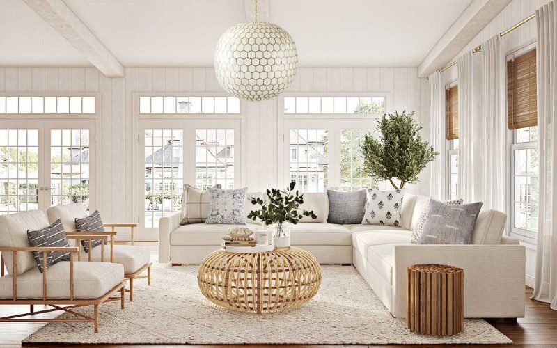 5 Traditional Living Rooms That Feel Timeless Not Tired Havenly Blog Traditional Design Living Room Traditional Living Room Timeless Living Room