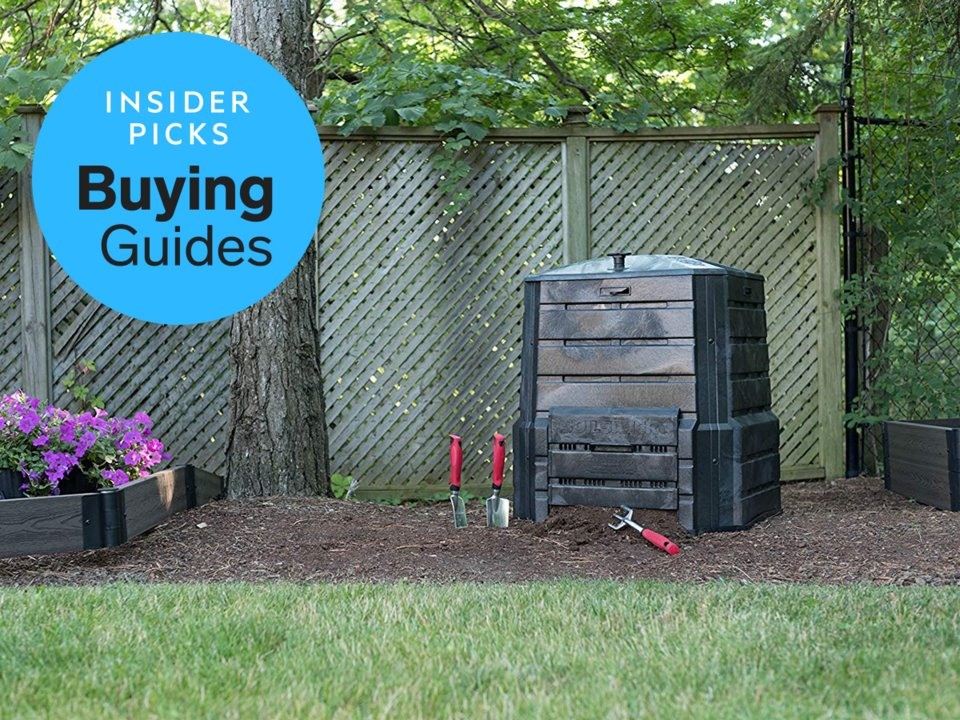 The Best Compost Bin You Can Buy Business Insider Best Compost Bin Compost Bin Outdoor Compost Bin