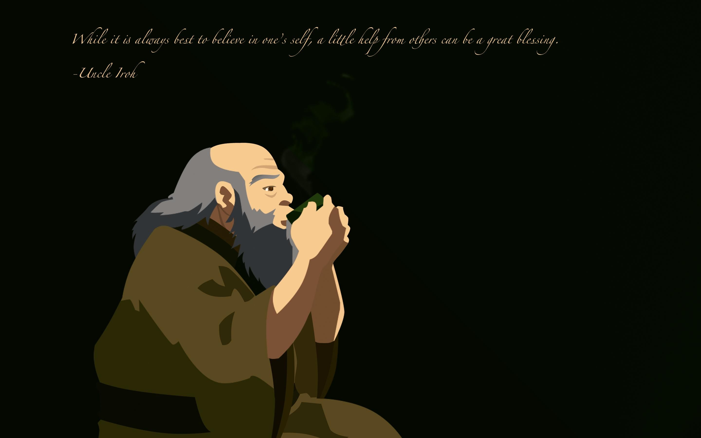 I M Currently Hyped So Have Some Wallpapers The Last Airbender Avatar Iroh