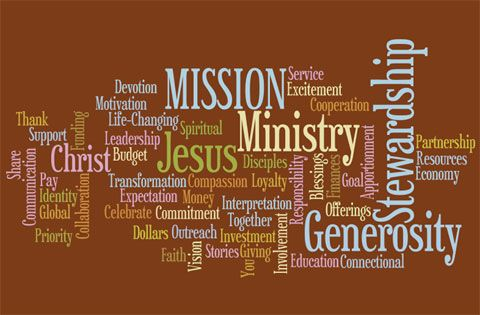 Church Offering To God Summertime ministry and giving ...