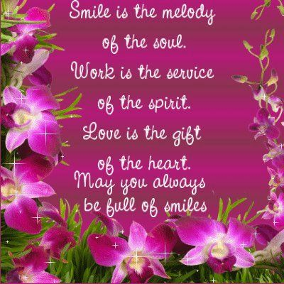 i love to share smiles.....i pray anyone who looks at my boards will get touched with a smile.............