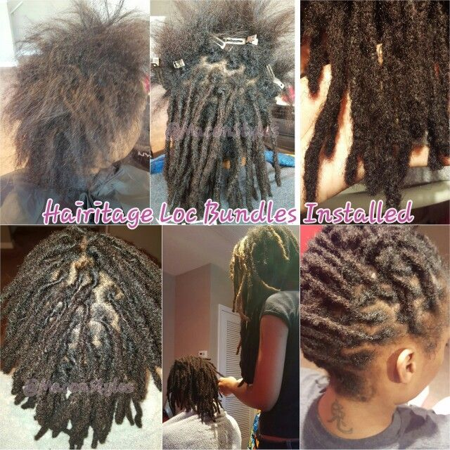 Crochet Braids In Macon Ga Permanent Loc Extensions By