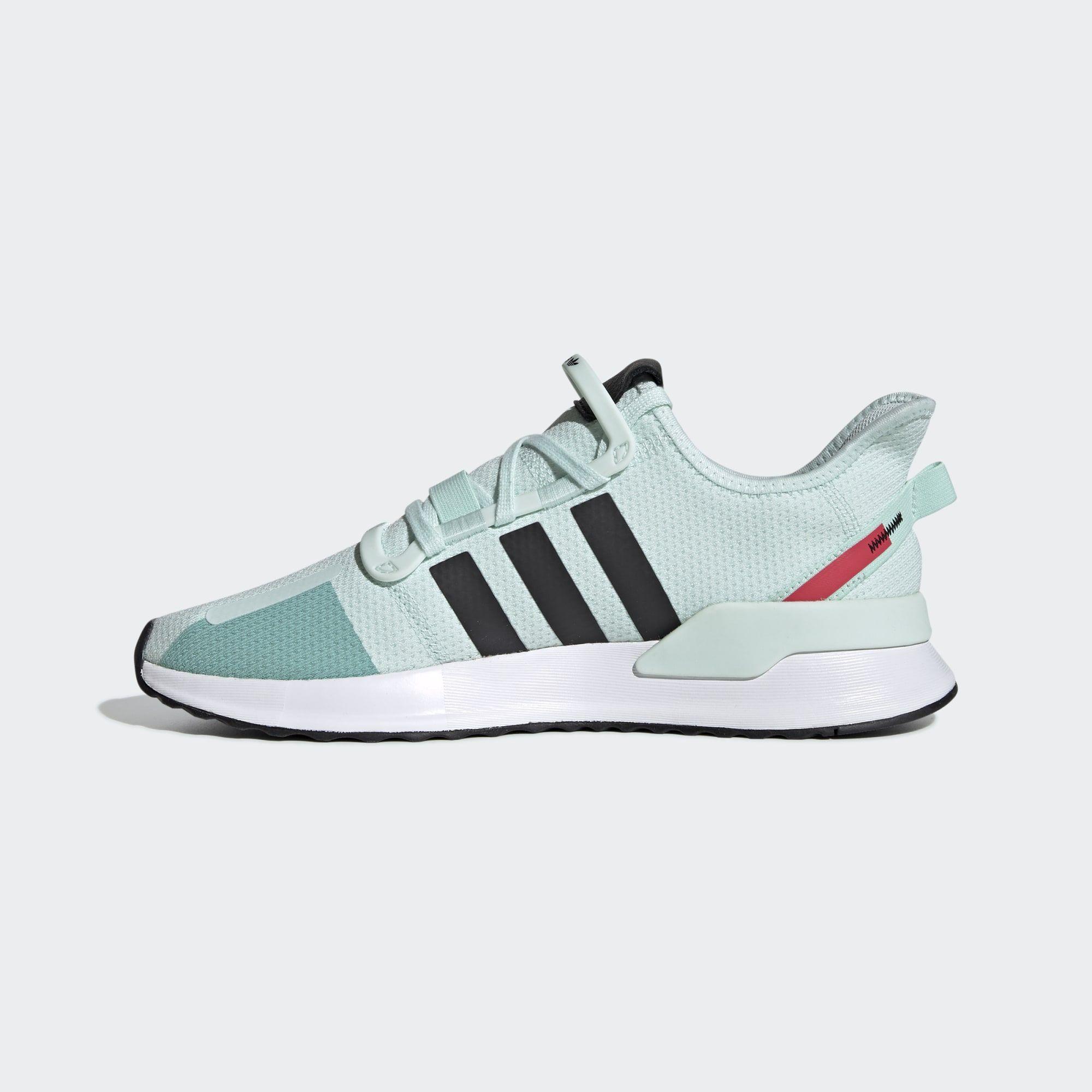 adidas U_Path Run Shoes - Green