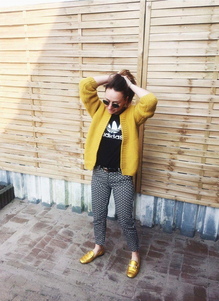 Mustard yellow cardigan outfit | Fashion | Pinterest | Yellow ...