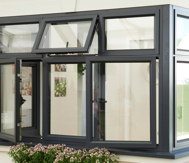 Design Aluminium Windows And Doors : Aluminium windows me maison pinterest window doors
