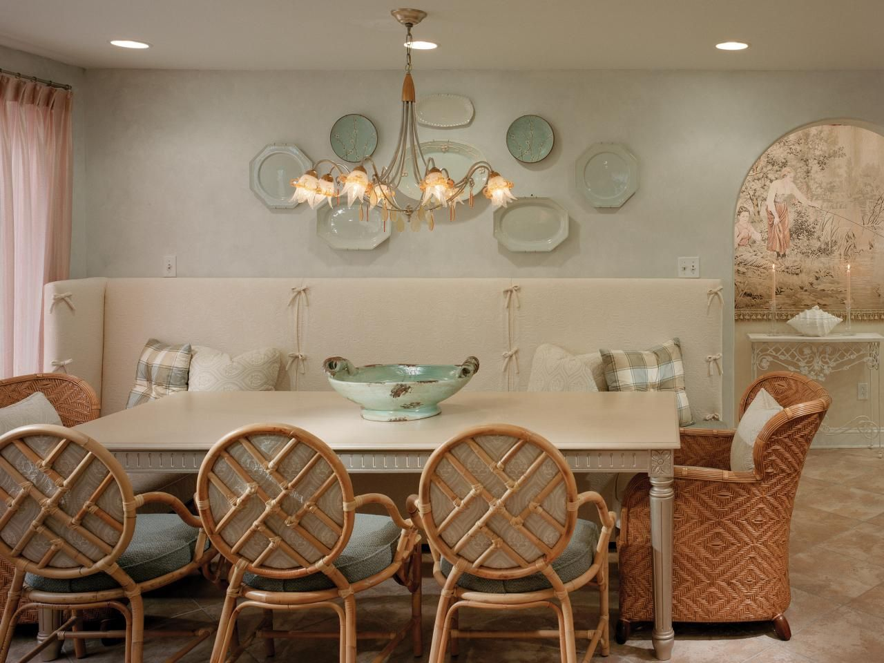 This elegant blue dining room by joe berkowitz comes together with formal dining rooms dzzzfo