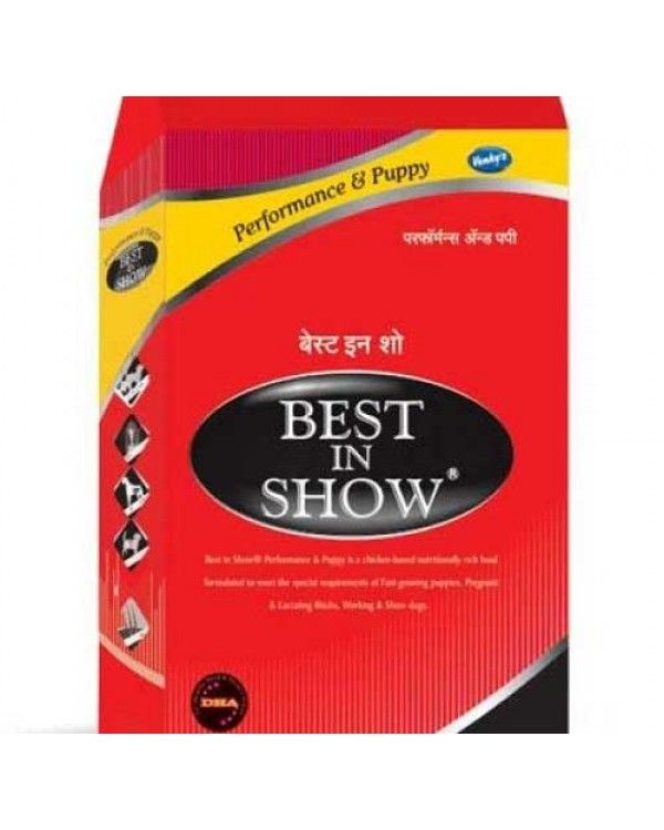 Venkys Best In Show Performance Puppy Pp Dog Foods 500 Gm