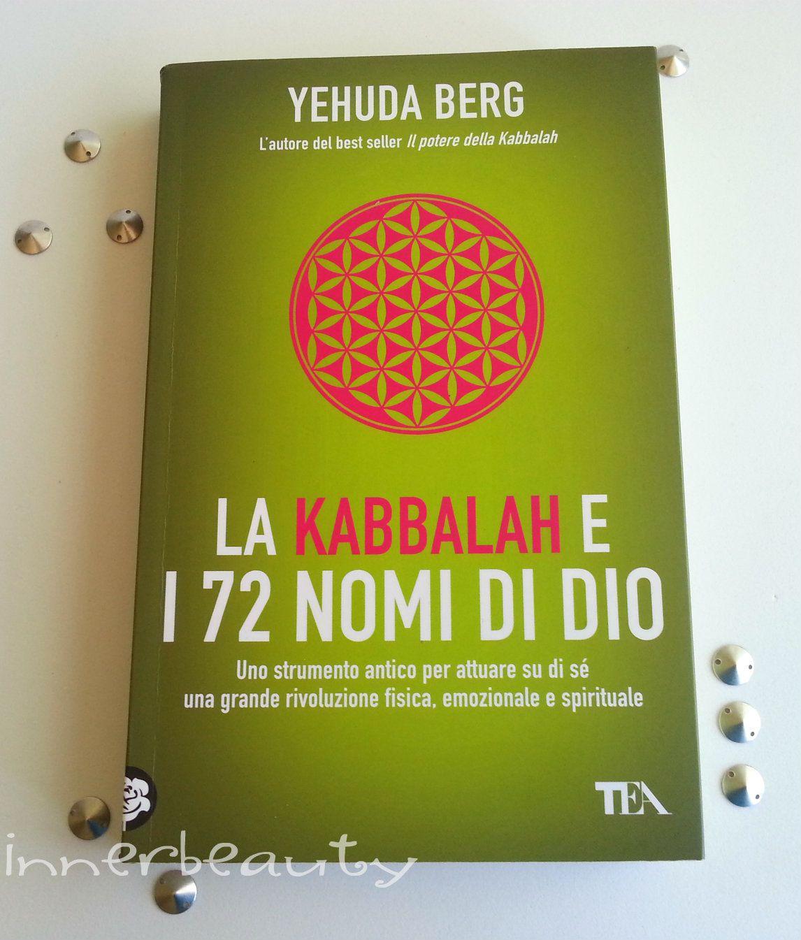 Vi parlo di un libro che rappresenta per me un potente strumento di conoscenza e soprattutto di meditazione! A presto! ;) http://blog.pianetadonna.it/innerbeauty/kabbalah-i-72-nomi-dio/   #kabbalah   #72nomidiDio   #yehuda_berg   #meditazione   #meditation