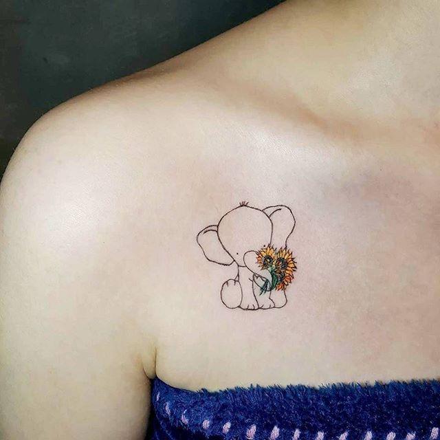 Tattoo Minimalista Minitatuaje Tattoo Tatuajes