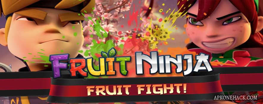 Fruit Ninja Classic MOD Apk + OBB Data [Free Shopping] v2