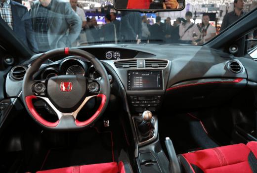33+ Honda civic type r interior 2017 trends