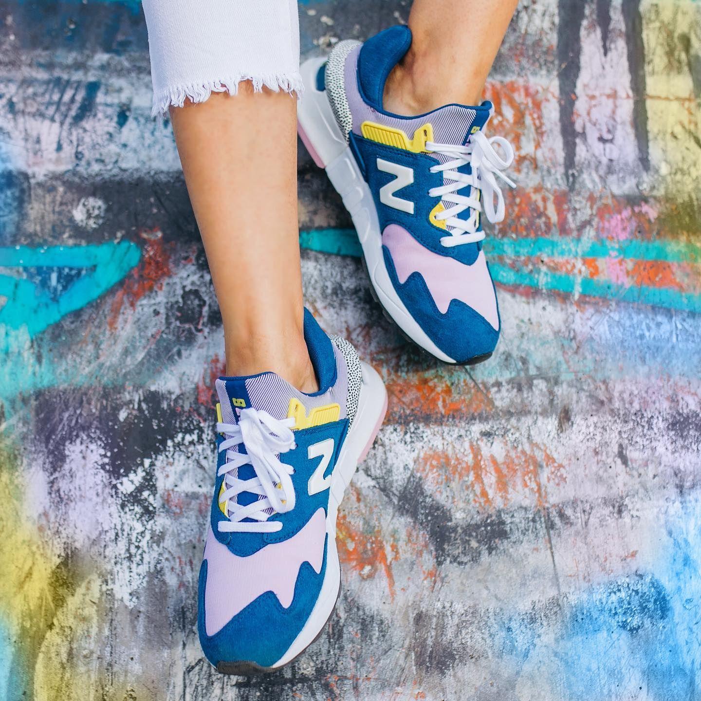 Runsinthefamily Ws997jce Newbalance Nb Sneakers Nb997 Kicks Sneakers Shoes Instakicks Girlswearingkicks Streetwear Sneakers Hummel Sneaker Shoes