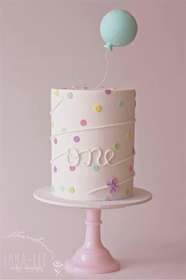 Incredible Pretty Pastel Cakes To Ooh And Ahh Over First Birthday Cakes Funny Birthday Cards Online Elaedamsfinfo