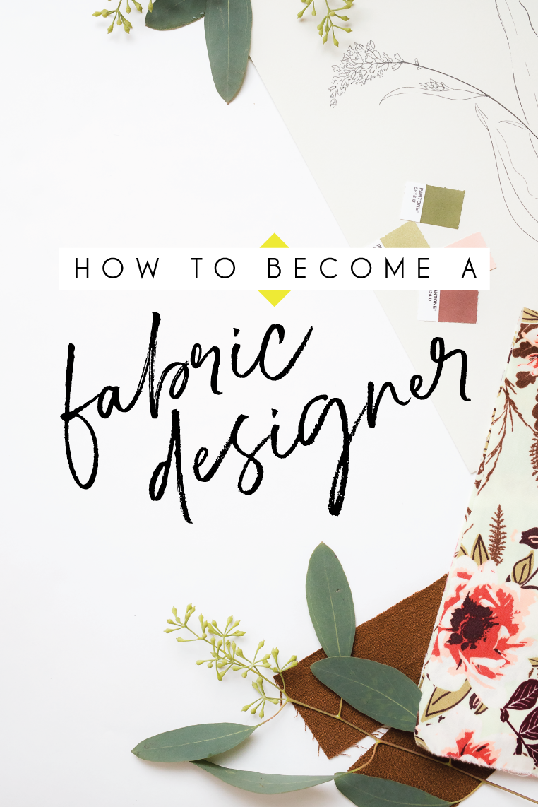 Always dreamed of being  fabric designer let bonnie christine teach you how to become also rh pinterest