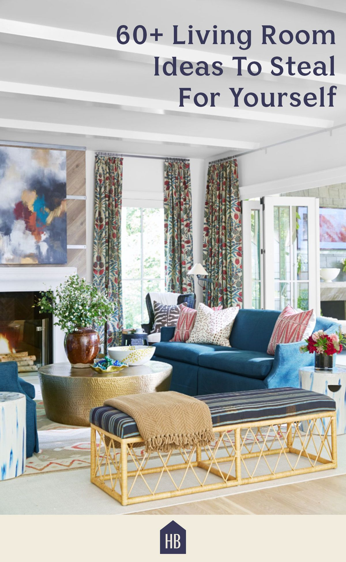 These Living Rooms Are Total Decor Goals | Best living room design ...
