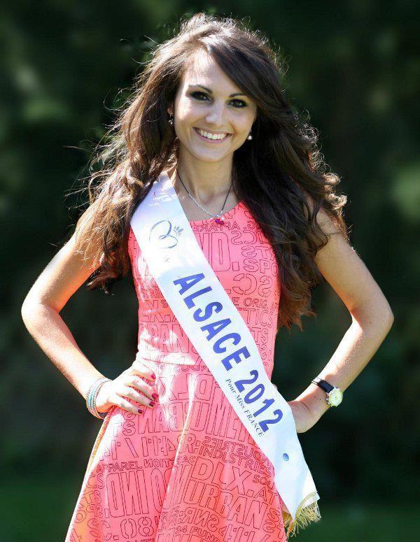 Emilie Koenig - Miss Alsace - Miss-FR-2013