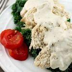 Crock Pot Ranch Cream Cheese Chicken - Bunny's Warm Oven