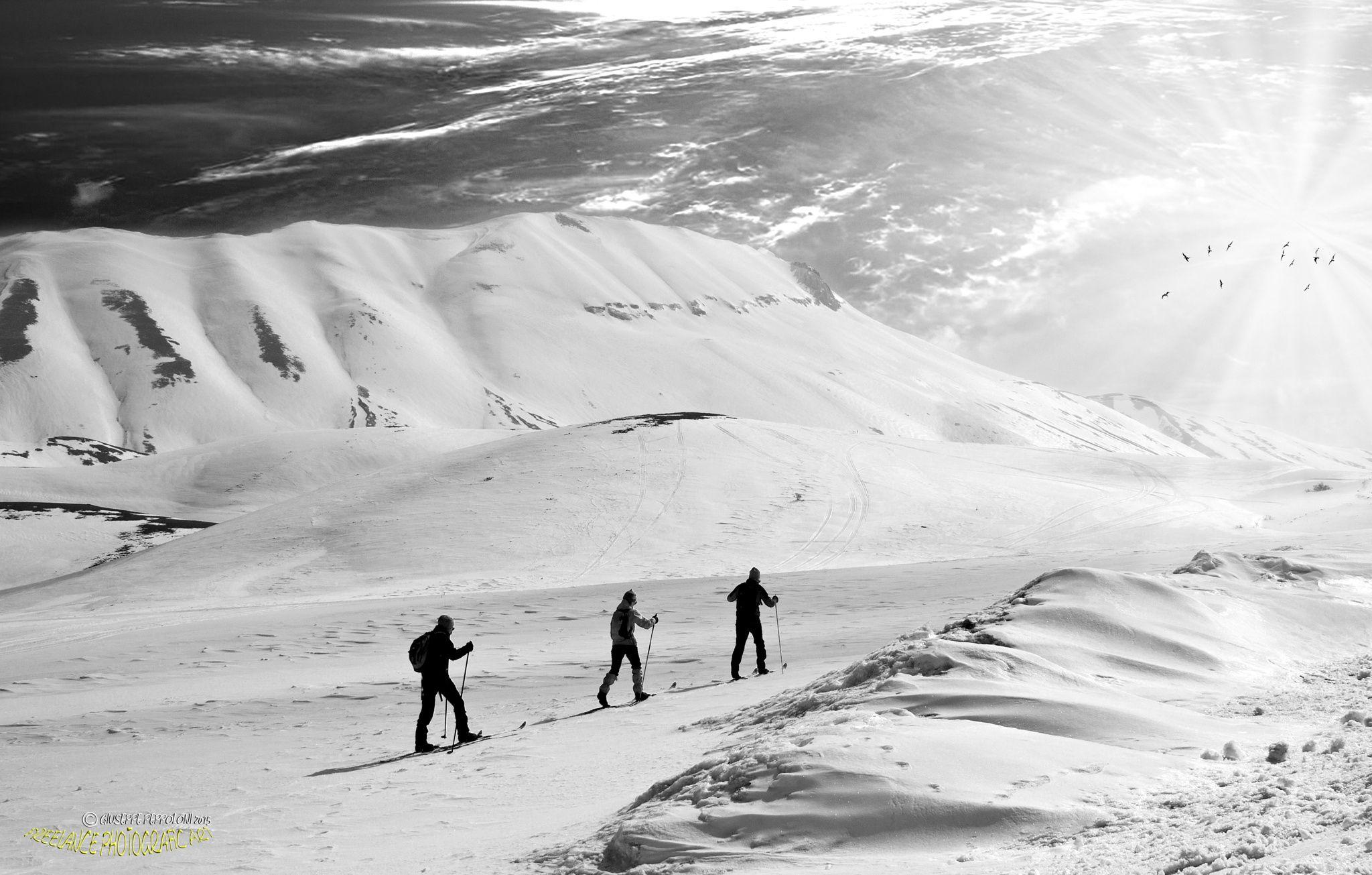 Monti Sibillini by Giuseppe  Peppoloni on 500px