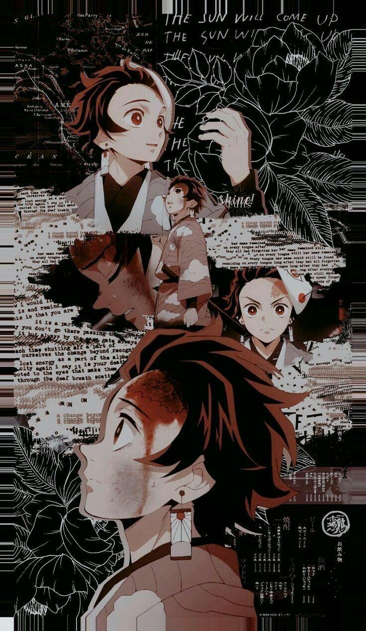 Pin by サラ 💜🎶 on Kimetsu no Yaiba in 2020 Anime wallpaper