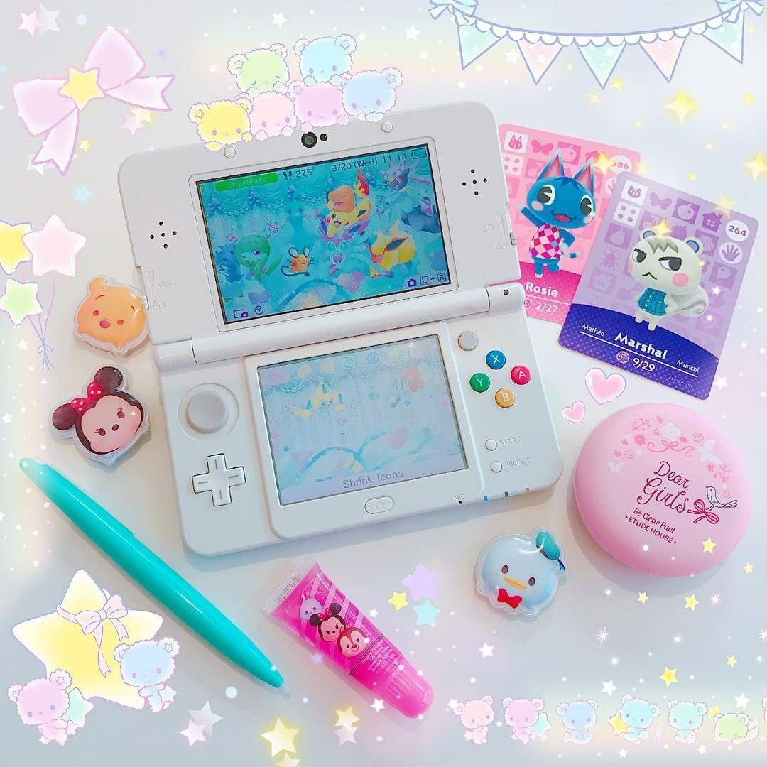 Pin by Cassy🦄 on Game Animal Crossing Kawaii games