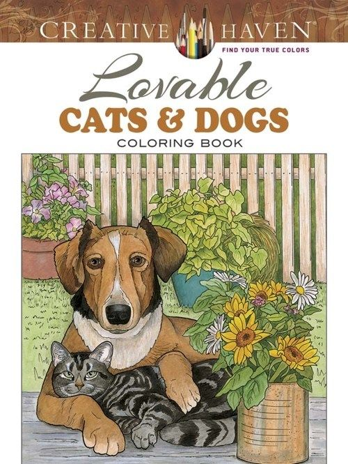 Best Coloring Books for Dog Lovers Coloring books - best of coloring pages for adults dogs