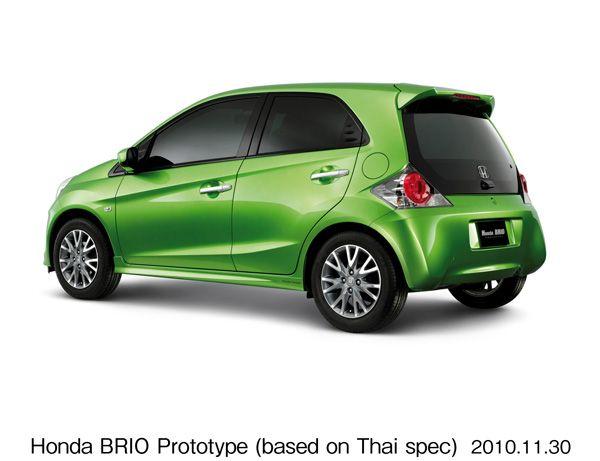 Small Fun High Mpg Minicars Never Coming To The U S Honda Brio Honda Small Cars