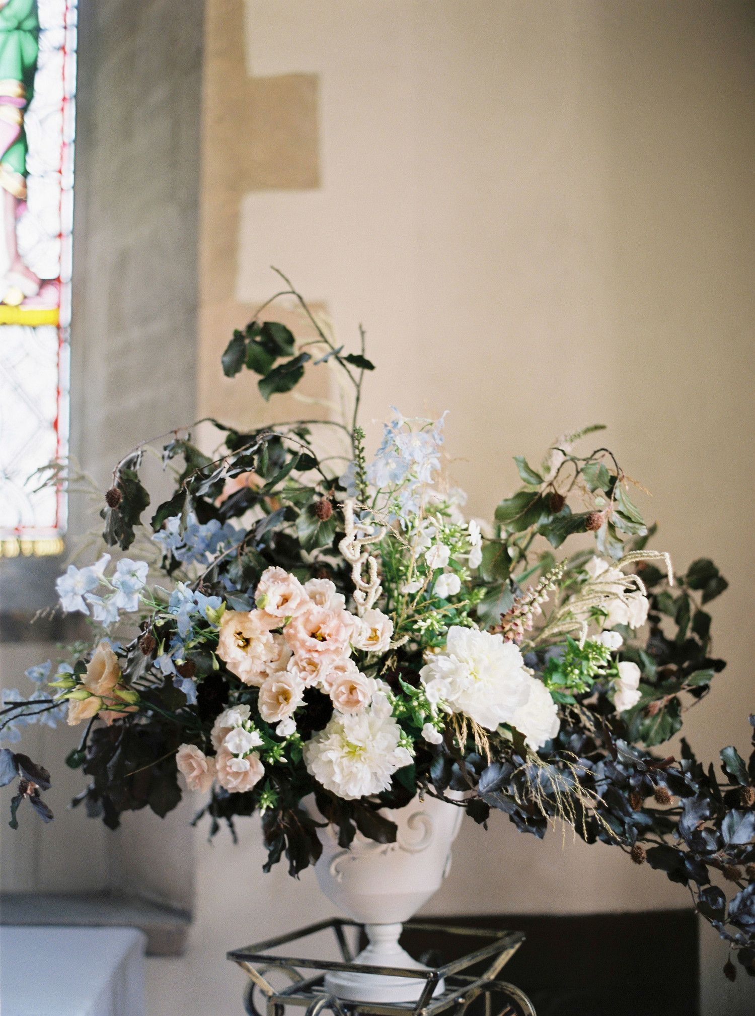This Couple's Oxfordshire Wedding Fused Traditional