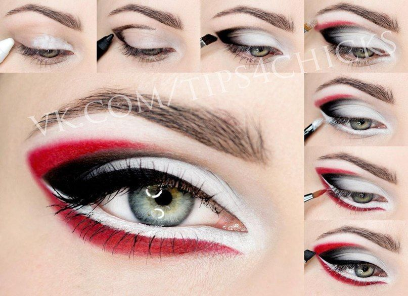 Pin by • Katy • on Beauty (With images) | Makeup, Dramatic ...