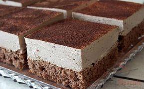 Schoko-Creme-Kuchen #dessertbars