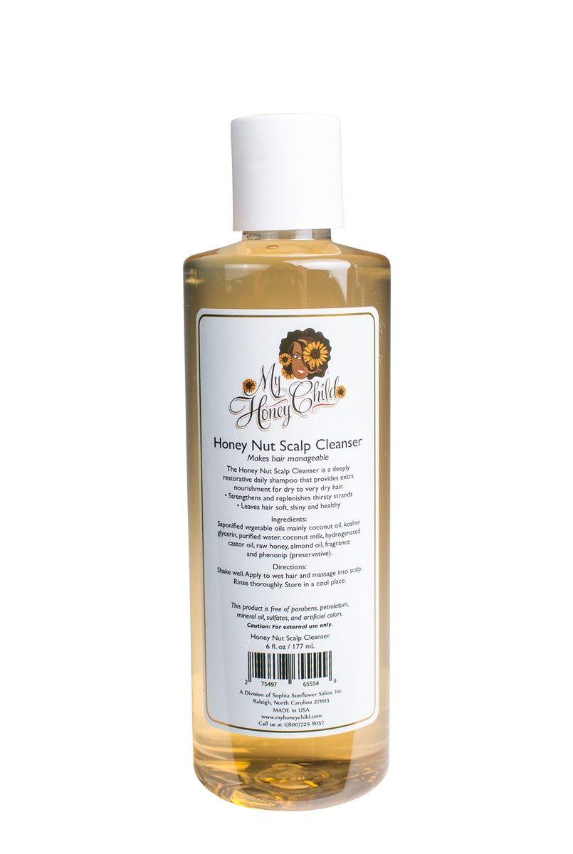 My Honey Child Honey Nutt Scalp Cleanser Best clarifying