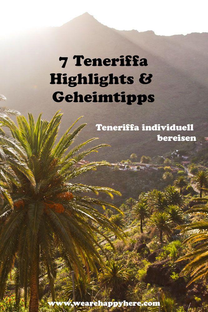 Photo of Lieblingsorte auf Teneriffa – die schönsten Spots