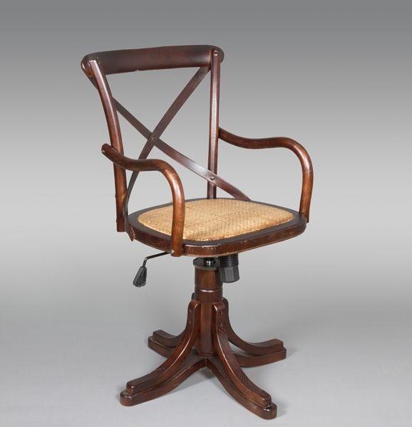 Espejos rattan google search muebles y baules antiguos for Sillas de oficina de madera