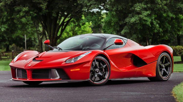 2019 Mecum Kissimmee Sale (Auction Results Ferrari