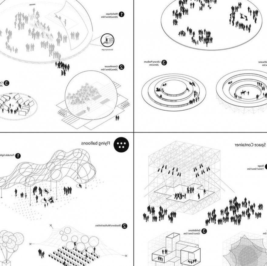 Swap On The River The 1st Prize Winner For Europan 13 Zagreb Croatia In 2020 Zagreb Architects Band Urban Design Plan